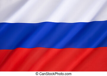 Flag of the Russian Federation - It was not until the...