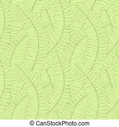 seamless background with fern leaves