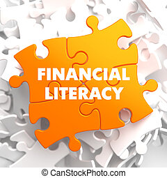 Financial Literacy on Orange Puzzle - Financial Literacy on...