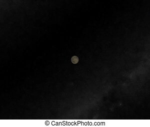 luna, flyby, CG, amigo