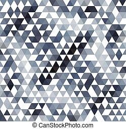 vector abstract gray mosaic pattern