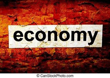 Economy, ,