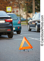 automobile car crash collision