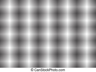 Abstract background pattern metallic Vector illustration