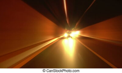 tunnel abstract speed 08