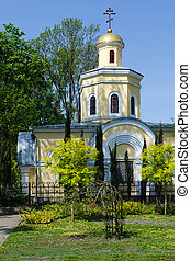Gomel, church of St John the Baptist - Gomel, Palace and...