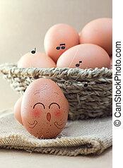 Eggs - Singing eggs