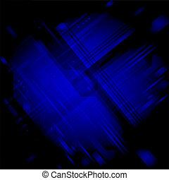 Blue black texture background