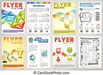 Collect Flyer Design Template - Collect Business Flyers...