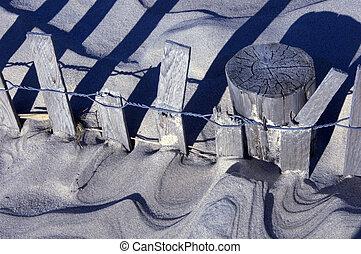 sabbia, Estratto, Recinto