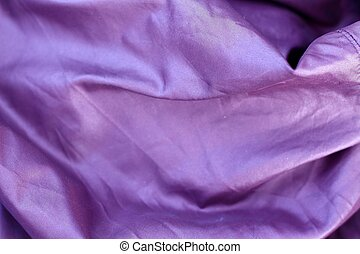 Creases of purple as texture - Creases of purple as texture...