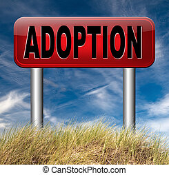 adoption - adopting baby or child adoption becoming a legal...