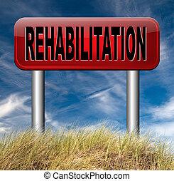 rehabilitación,