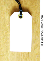 blank tag
