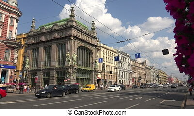 Eliseevsky shop in St Petersburg - Eliseevsky shop in St...