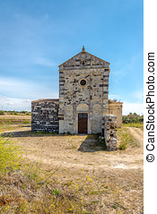 Church San Michele di Salvenero - Old church San Michele di...