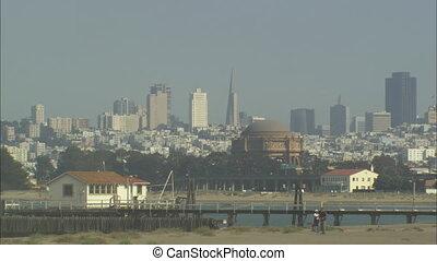 San Francisco Skyline XLS