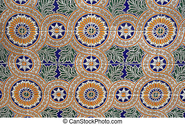 tile - Spanish stile tile