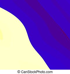 Abstract Blue Summer Beach Water Background - Bright White...
