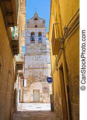 Alleyway San Severo Puglia Italy