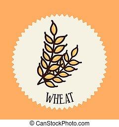 wheat design