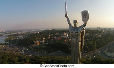 Rodina mat, Ukraine - The Motherland Monument or, and more...