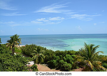 Bahia Honda - This image was taken during my Key West...