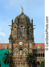 Old building in Mumbai-I - A beautiful and old building in...