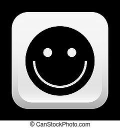happy face design