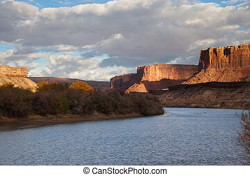 UT-Canyonlands National Park - This image was captured near...