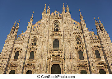 Cathedral of Milan, Lombardy, Italy