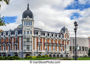 Palacio del Senado, Madrid - The Palacio del Senado is the...