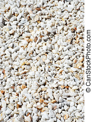 Gravel for construction. Good for textures and backgrounds