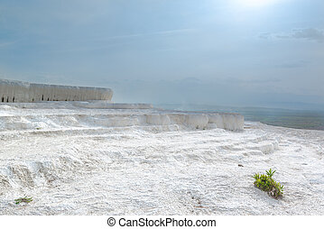 piscinas, peru,  Travertine,  Pamukkale