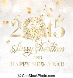 Merry christmas sign. - Merry christmas sign shine over...