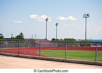 campo, atletismo