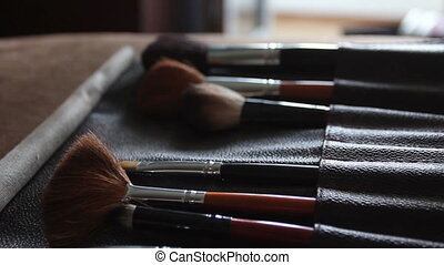 brushes for make-up Full HD