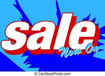 Verkauf, zeichen