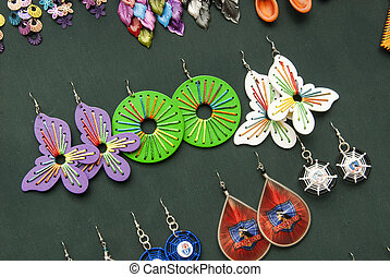 Fashion - Handmade Earrings - Women Fashion Accessories -...