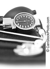 medicine object. blood pressure