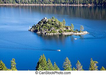 Lake Tahoe - Emerald Bay, Lake Tahoe