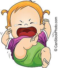 Baby Tantrum