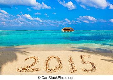 2015, playa, números