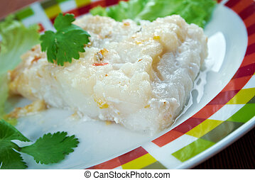 Lutefisk - Lutfisk - Lutefisk,in Northern and Central...