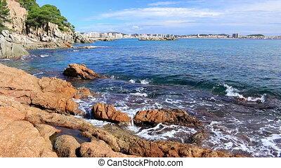 Coastal Spain,Costa Brava