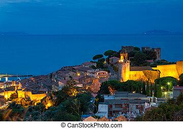Castiglione della Pescaia, Tuscany
