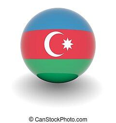 alto, bandera, Pelota, resolución, Azerbaiyán