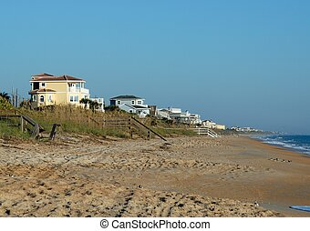Homes on the Beach
