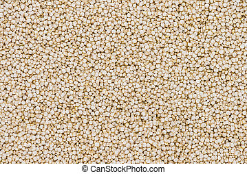 Quinoa background - Portion of Quinoa for use as background...