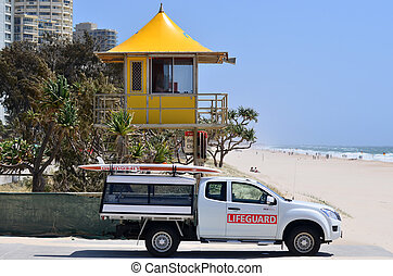 Gold Coast Queensland Australia - SURFERS PARADISE, AUS -...